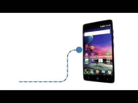 ZTE Max® Duo LTE™ for StraightTalk