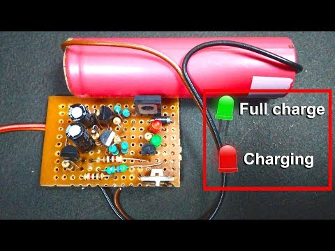 Lithium Battery Charging Protector, make at home(Et Discover)