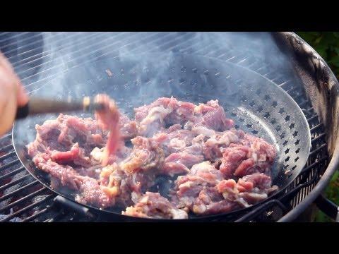 Bulgogi (Korean BBQ: 불고기)