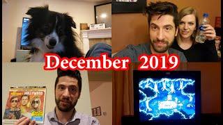 December 2019 - Journal/Vlog