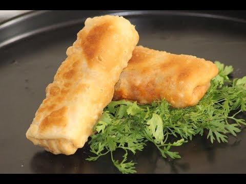 Ramzan Special Chicken Keema Rolls Recipe | Desi Zaiqa