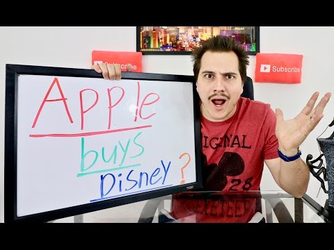 Will Apple Buy Disney!