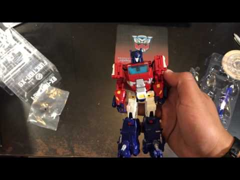 Fansproject Function X-9 Positum UNBOXING