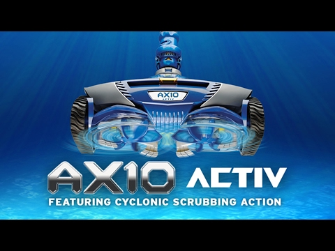 Zodiac AX10 ACTIV Overview Video by Zodiac