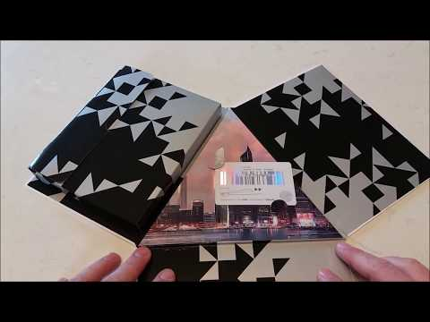 Detroit: Become Human - (Press Kit) UNBOXING Limited Ed and Art Book