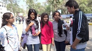 Girls are Responsible for MMS Crimes - Funk You (Prank in India)