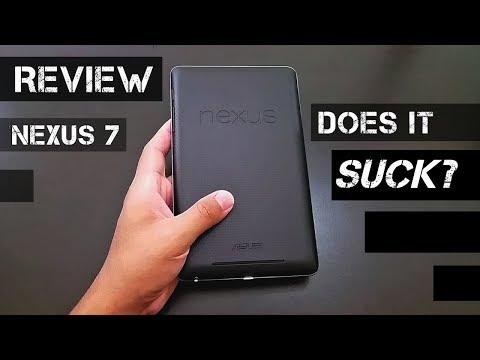 Google Nexus 7 Tablet Review/ Does It Suck?