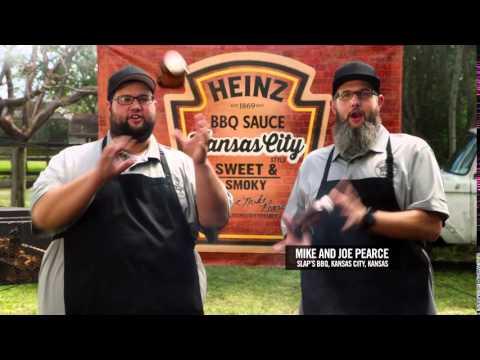 Kansas City BBQ Sauce - Pitmasters | HEINZ BBQ