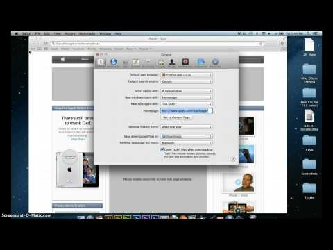 Enabling Cookies on Safari with Mac (Rabbit TV)