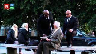 US SECRET SERVICE PRANK - ARRESTS MAN AFTER TALKING ABOUT OBAMA (Bingobanden)