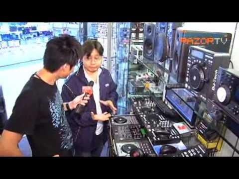 DJ Tech: DJ Mouse in Singapore