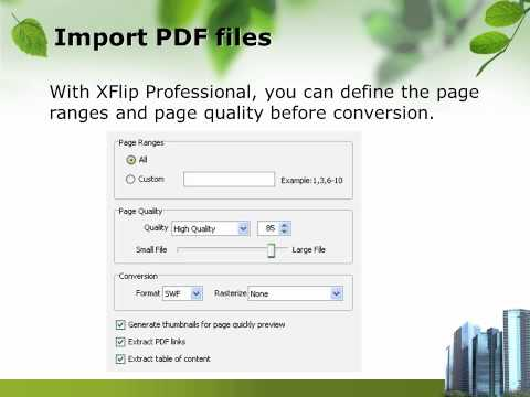 How to Make Online Magazine from PDF