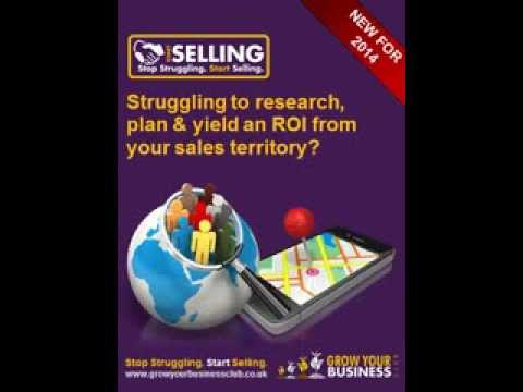 Sales Territory Management | START Selling | Sales Training Course