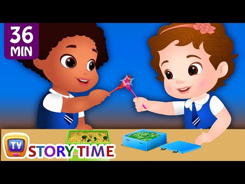 Xxx Mp4 The Lunch Thief Plus Many More Bedtime Stories For Kids In English ChuChu TV Storytime 3gp Sex