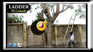 LADDER, fk Comedy. Funny Videos-Vines-Mike-Prank-Fails, Try Not To Laugh Compilation.