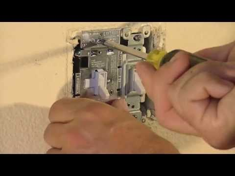 Dimmer Switch Installation (single pole) By: Everything Home TV