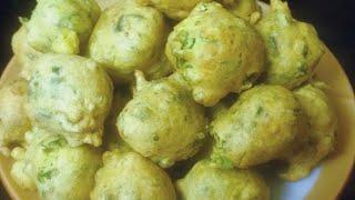 Kathiyavadi Methi  Gota recipe in Gujarati/એકદમપોચા નેસ્વાદિષ્ટ કાઠીયાવાડી મેથીના ગોટા બનાવવાની રીત