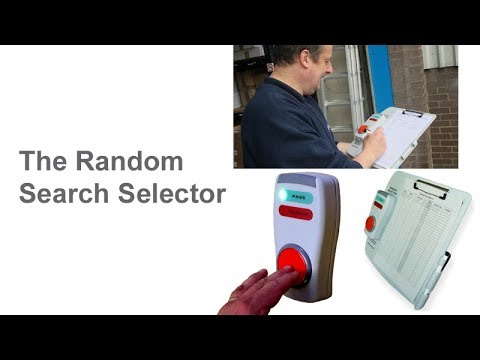 Introducing the Random Search Selector
