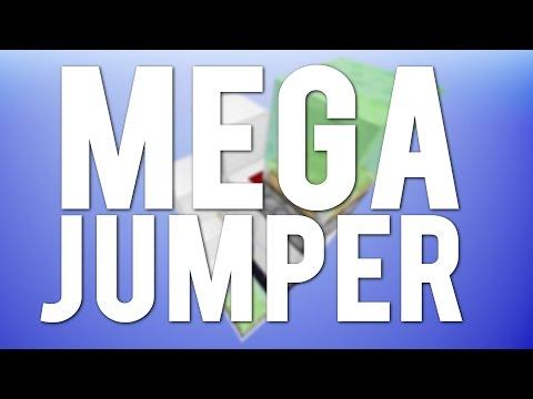 Minecraft: The Slimeblock Mega Jumper