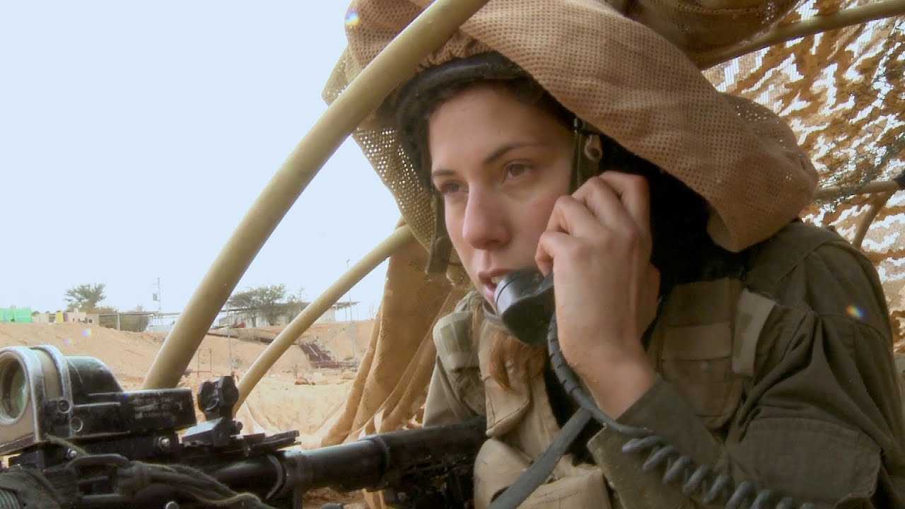 Saluting the Women of the IDF