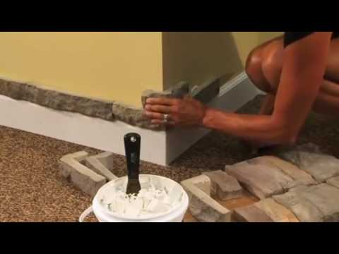 Airstone - Airstone Stone Veneer Unit Installation Tutorial