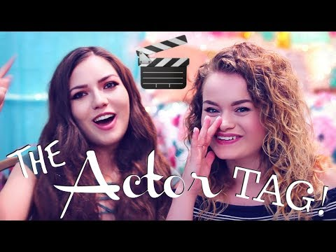 THE ACTOR TAG! Ft. Mariana