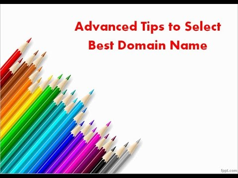 How find and choose best domain name for your website [Pro Tips]