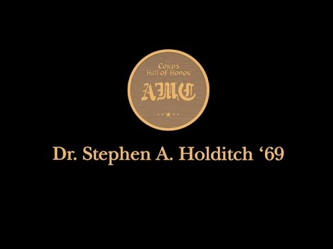 Hall of Honor 2016 - Dr. Stephen A. Holditch '69