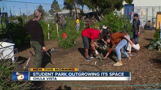 Student Garden Hopes Grant Can Keep Them Growing