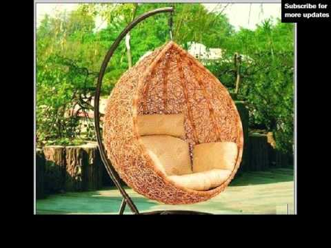 Wicker Hanging Chair | Outddor Hanging Chair ideas for modern life