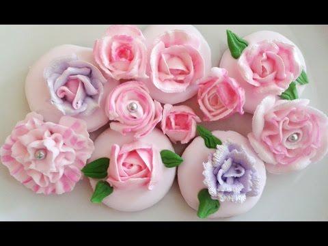 Sugar Flowers/Marzipan Candies