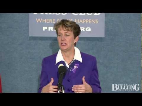 SEIU Intl Pres. Mary Kay Henry at NPC, 10/15/2012