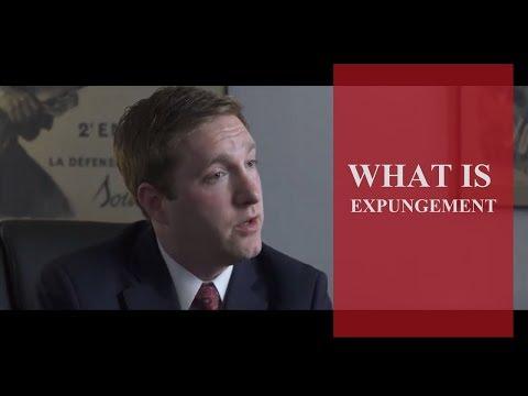 What is expungement? | Keffer Barnhart Criminal Defense & Divorce Attorneys