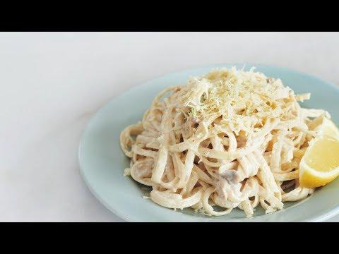 Creamed Tuna And Mushroom Pasta Recipe | Yummy Ph