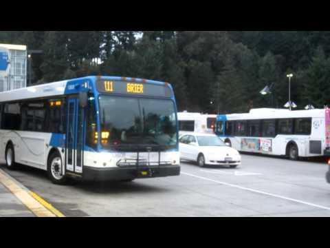Buses in Seattle, WA (Volume Four)