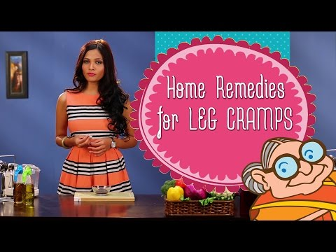 Leg Cramps Home Remedies and Treatments - How To Stop Muscle Cramps Naturally - Instant Relief