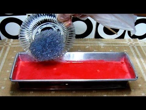Resep Cara Membuat Puding Semangka Simpel(Hanya 5 Bahan)