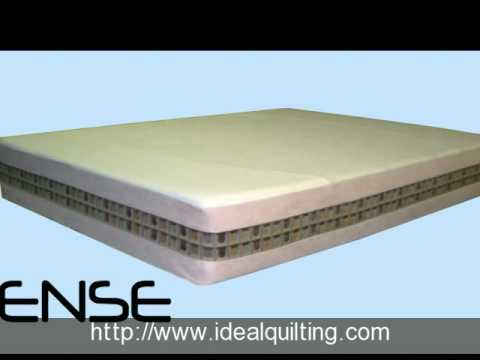 ZIPPERED MATTRESS COVERS