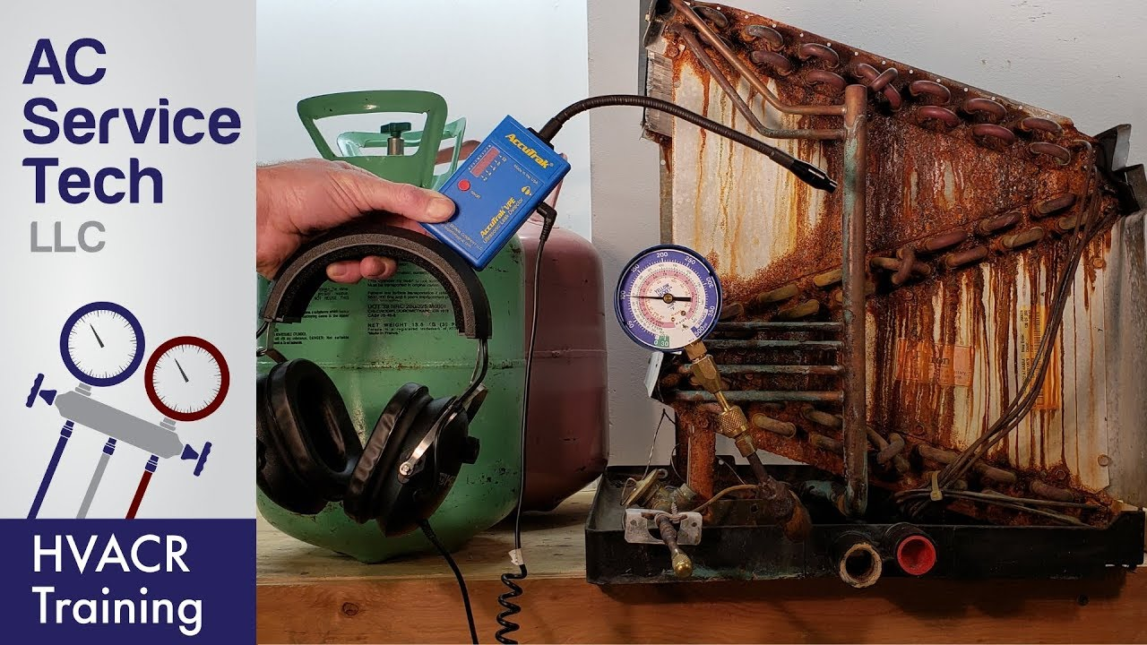 10 Reasons Why Ultrasonic Leak Detection is One of the Best Ways to Find Refrigerant Leaks