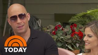 'Furious 7' Cast Talk About Honoring Paul Walker | TODAY