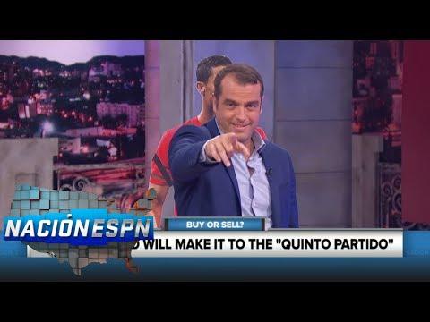 Max Bretos calls it: Mexico will make it to 'Quinto Partido' in 2018 World Cup | Nación | ESPN