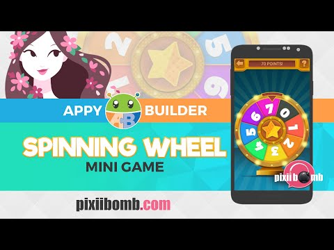 AppyBuilder: Spinning Wheel [.aia file] - Pixii Bomb Squad