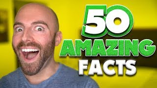 50 AMAZING Facts to Blow Your Mind! #107