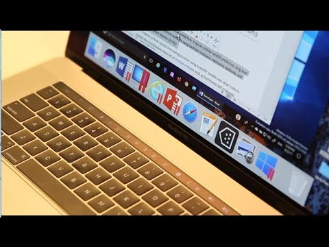 Parallels Desktop 13 for Mac - Windows 10 apps on the Touch Bar for MacBook Pro