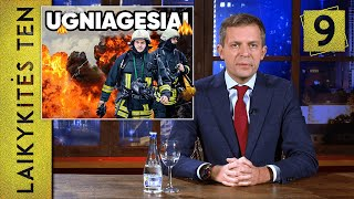 Ugniagesiai gelbėtojai || Laikykitės ten su Andriumi Tapinu || S04E09