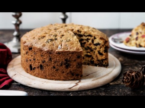 Christmas Cake by Odlums