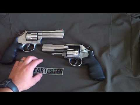 Smith and Wesson 617: Problems