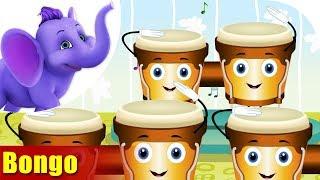 Musical Instrument Songs - Bongo
