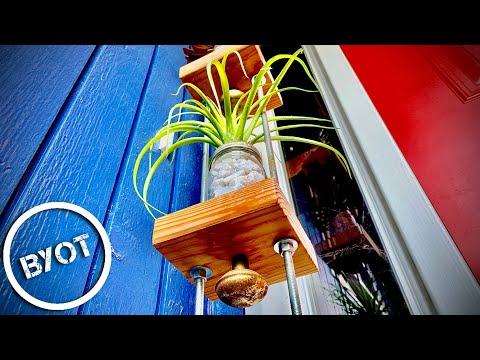 BYOT #6 - DIY: Hanging Planter