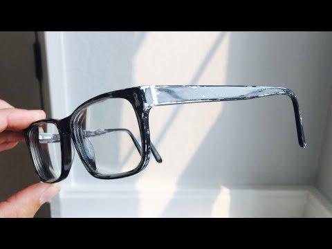 DIY CUSTOM PAINTED PRESCRIPTION GLASSES